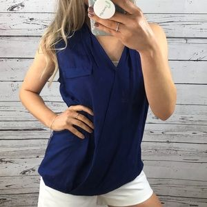 Charming Charlie Relaxed Tank Top